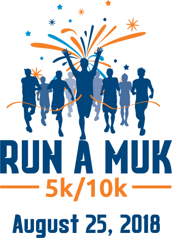 Run-A-Muk, Saturday, August 25, 2018